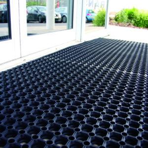 Schmutzfangmatte 03_Ringmat_Honeycomb