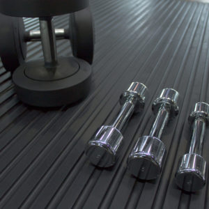 Bodenschutzmatte Fitness 05_Weightroom_Mat