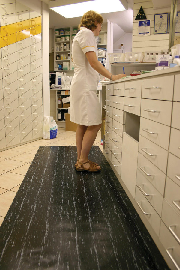 Anti Ermüdungsmatte Marble